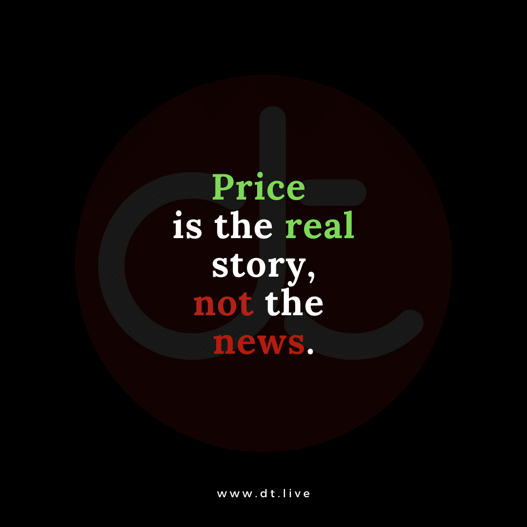 Price is the real story