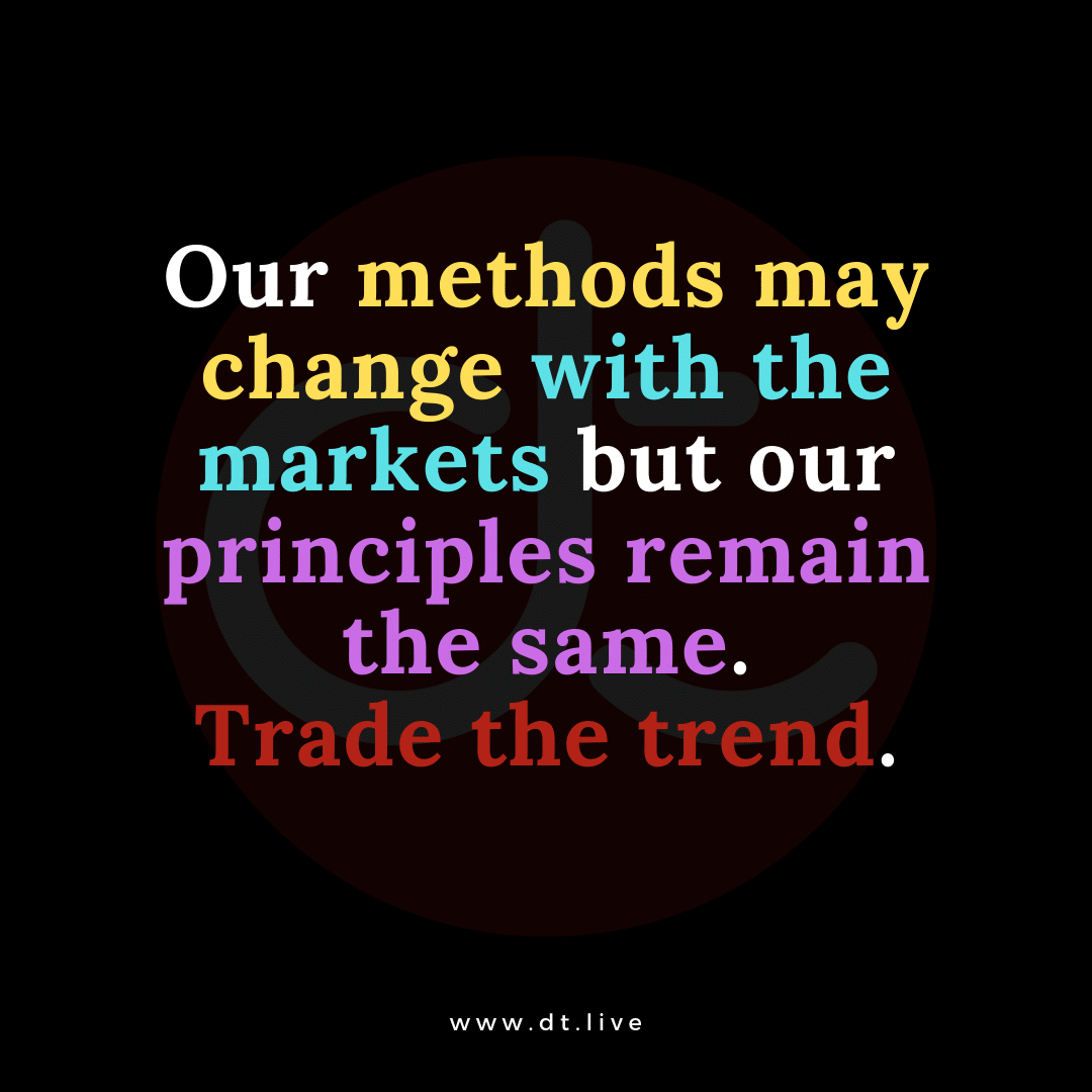 Methods change